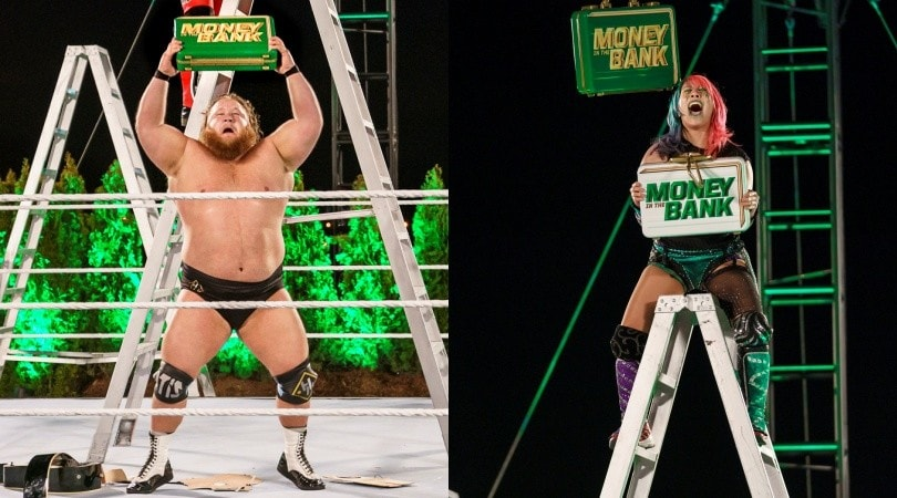 WWE Money in the Bank 2020, gli highlights
