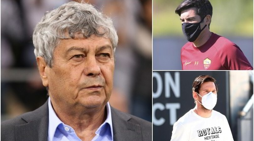 Lucescu: Fonseca? Ci sono rimasto male. Messi meglio di Ronaldo