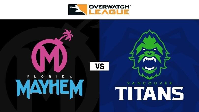 Overwatch League: disastro per i Titans