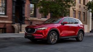 Nuova Mazda CX-5 2020 FOTO