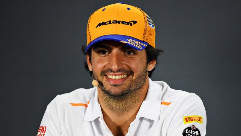 F1 Ferrari, Carlos Sainz a un passo