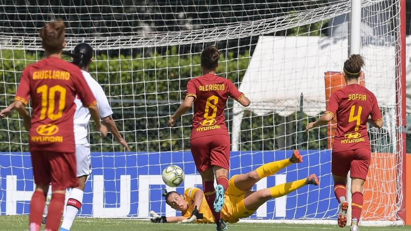 La Roma si prepara alla ripresa, la Juve richiama le giocatrici dall'estero