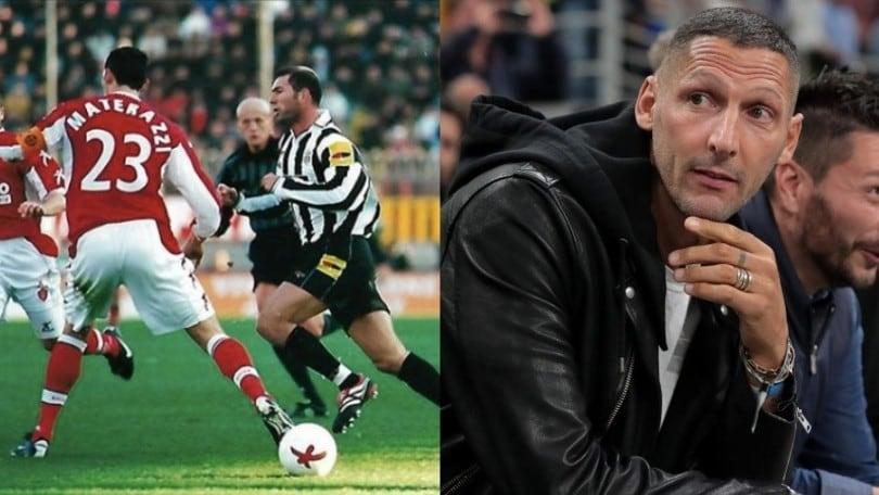 Materazzi e il post su Perugia-Juve: altro attacco social ai bianconeri