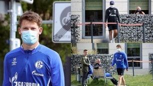 Lo Schalke si prepara al derby con il Borussia Dortmund