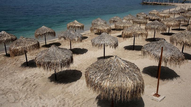 Coronavirus Fase 2, al mare nel Lazio dal 29 maggio