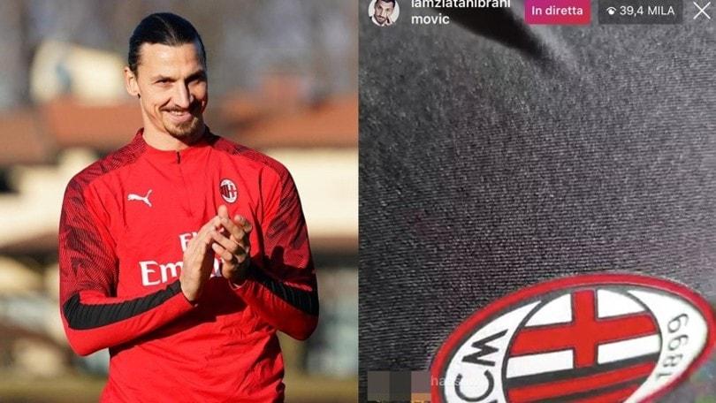 Milan, Ibrahimovic lancia un altro messaggio criptico: