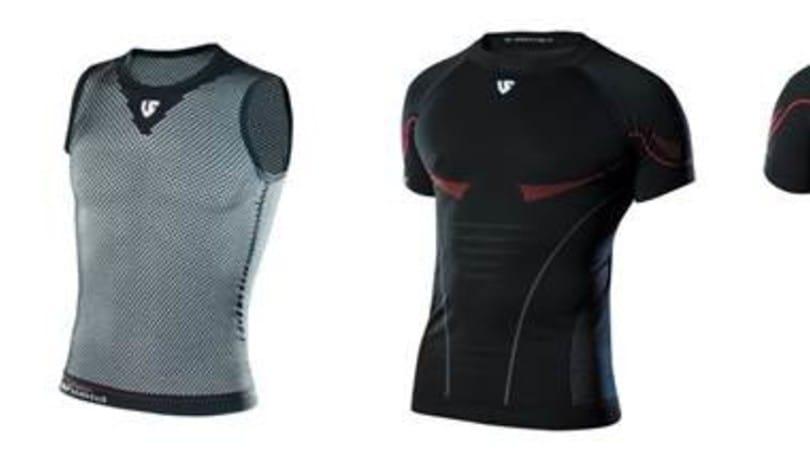 Collezione SS 2020. Dryarn® per l'underwear tecnico – funzionale di Under Shield®