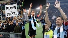 Lazio, 4 anni fa l'addio di Klose con il tributo di tutto l'Olimpico