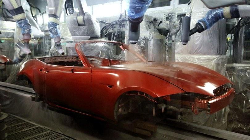 Mazda: nonostante l'emergenza Coronavirus, vendite stabili in Europa
