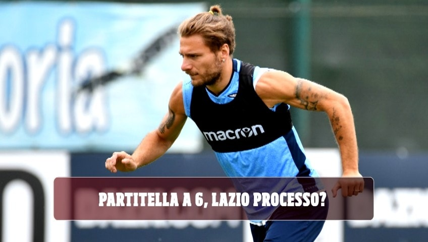 Partitella a sei, Lazio a processo? Un pool di 007 sul caso