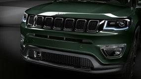 Jeep Compass, ecco il modello italiano: le immagini
