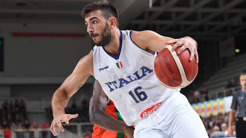 Basket, tornei preolimpici nel 2021: Italia giocherà in Serbia