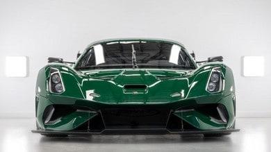 Brabham BT62: le immagini