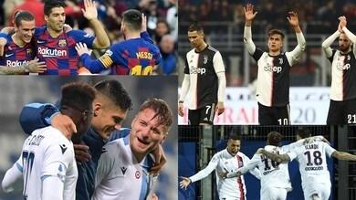 Migliori 15 tridenti d'Europa: cinque sono della Serie A