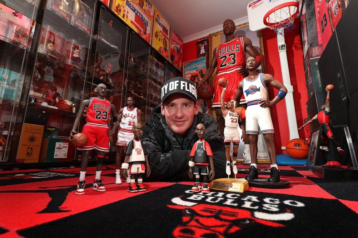 Michael Jordan…da collezione: più di 150 pezzi unici