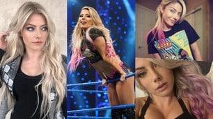 "WWE, Alexa Bliss ""The Goddess"" del mondo del wrestling"