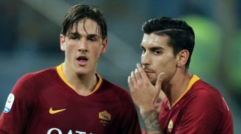 Roma, Zaniolo e Pellegrini non si toccano