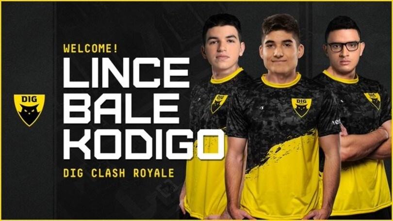 I Dignitas annunciano il loro roster di Clash Royale