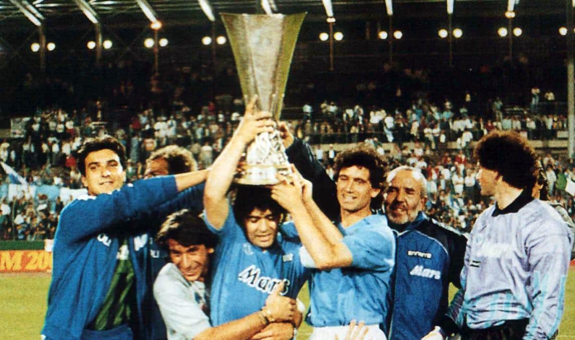 Napoli, nel 1989 il trionfo in Coppa Uefa: ecco cosa fanno oggi i calciatori