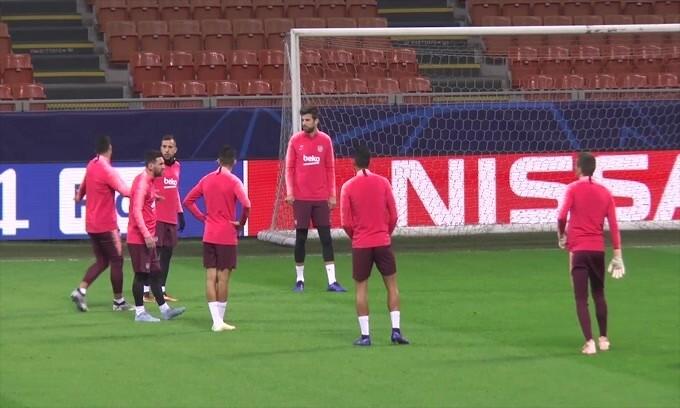 Barcellona, Messi vuole convincere Lautaro a trasferirsi