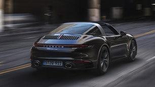 Porsche 911 Targa 4S: le immagini
