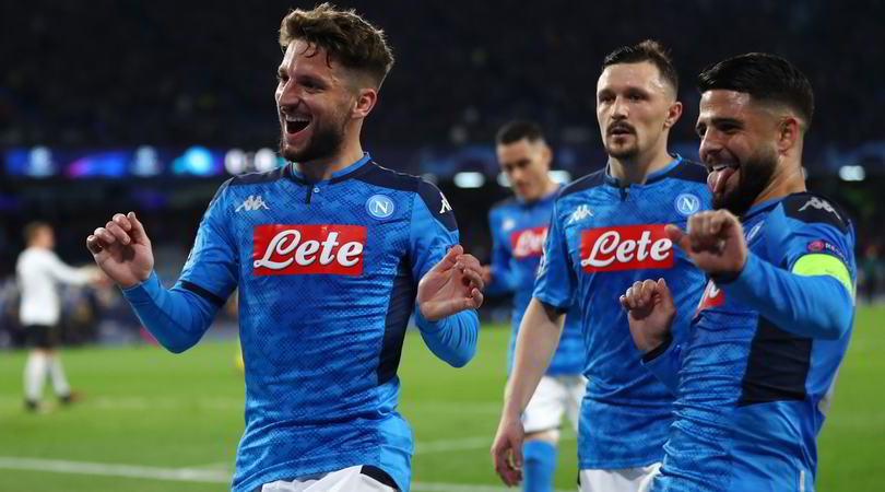Mertens, la mossa del Napoli per bloccare l'Inter