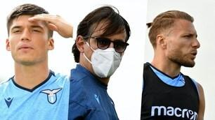 Lazio, che fatica! Correa suda, Inzaghi guarda da lontano