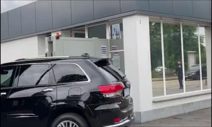 Cristiano Ronaldo torna alla Continassa