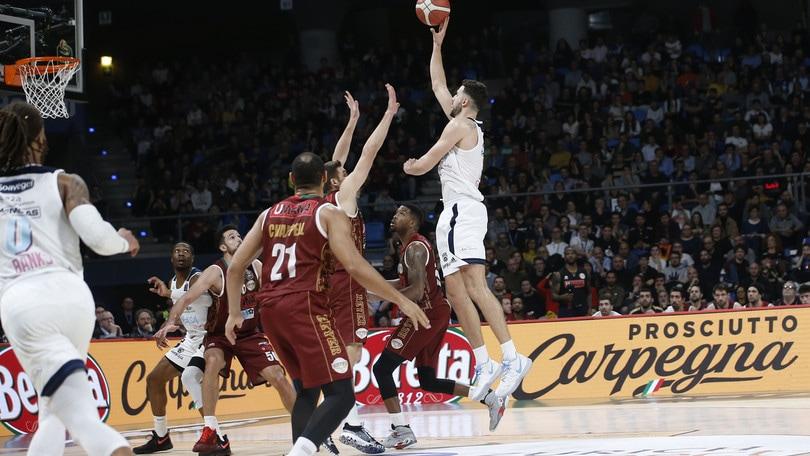 Germania, a giugno riparte la Bundesliga di pallacanestro