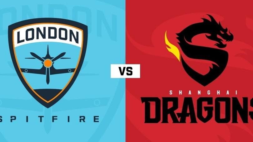 I Dragons sconfiggono anche gli Spitfire!