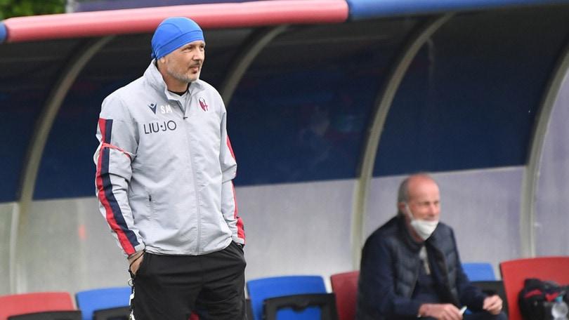 Bologna, Mihajlovic studia la gabbia per Cristiano Ronaldo