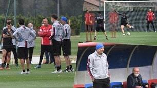 Il Bologna vede il pallone e Mihajlovic parla alla squadra