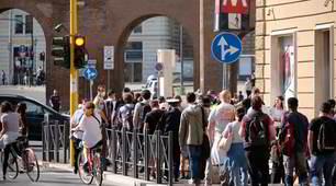 Coronavirus, code infinite nelle metro di Roma