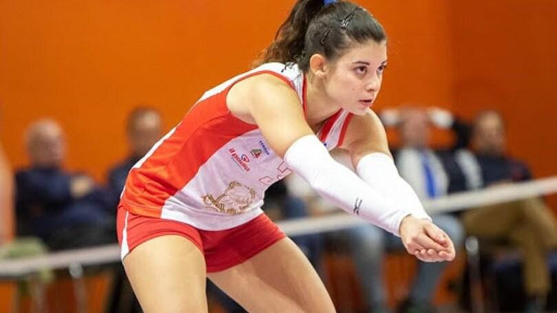 Pinerolo rinnova con Silvia Fiori