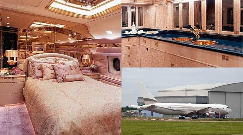 Abramovich, ecco il jet privato extra-lusso da quasi 75 milioni di euro