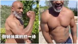 Tyson è sempre Iron Mike: fisico incredibile a 53 anni