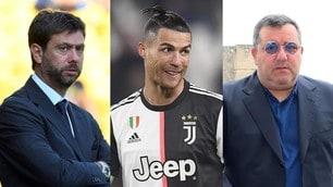 """""""Cristiano Ronaldo e Agnelli tra le 10 figure più influenti nel calcio"""""""