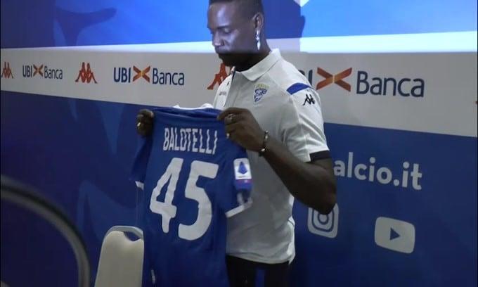 Il Brescia riprende gli allenamenti, ma Balotelli è introvabile