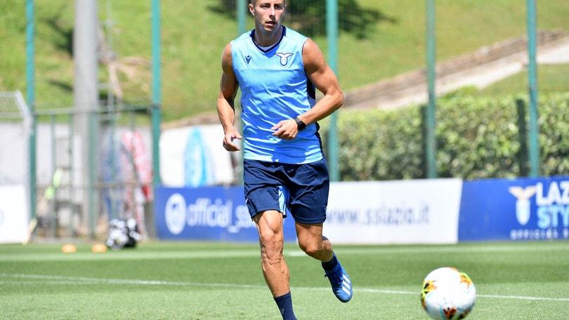 Lazio, prove di Atalanta: Marusic sarà l'esterno di sinistra