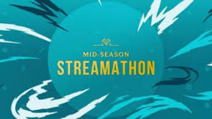 Riot Games annuncia il Mid Season Streamarathon