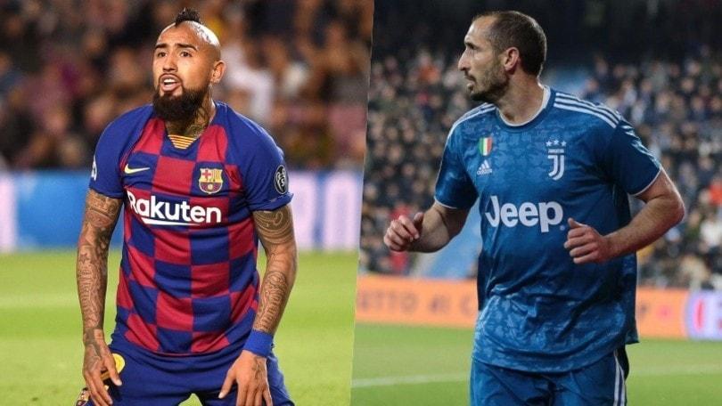 Vidal risponde a Chiellini: