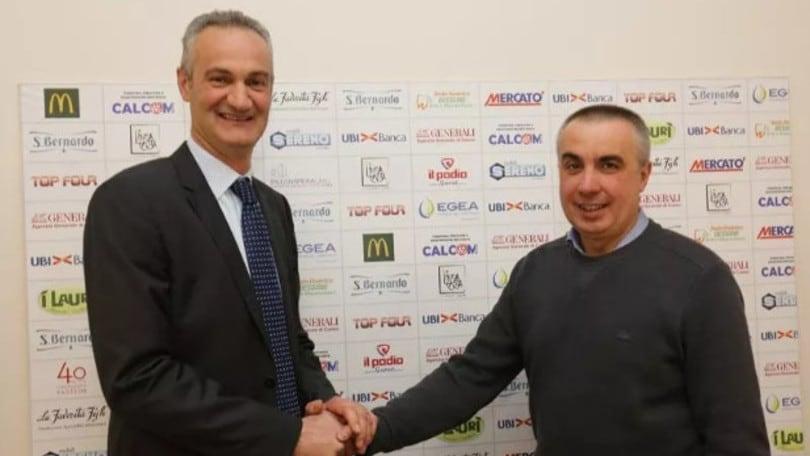 Cuneo conferma Serniotti in panchina