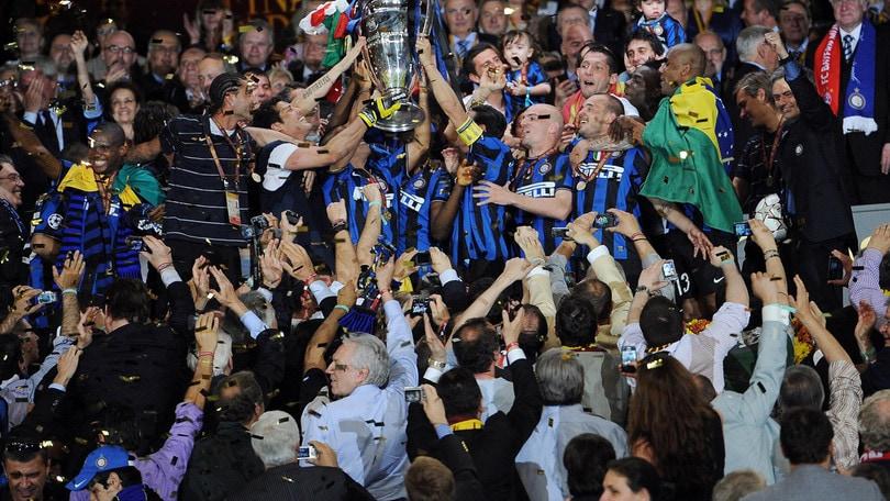 L'Inter ricorda il triplete. Rientra il caso Balotelli