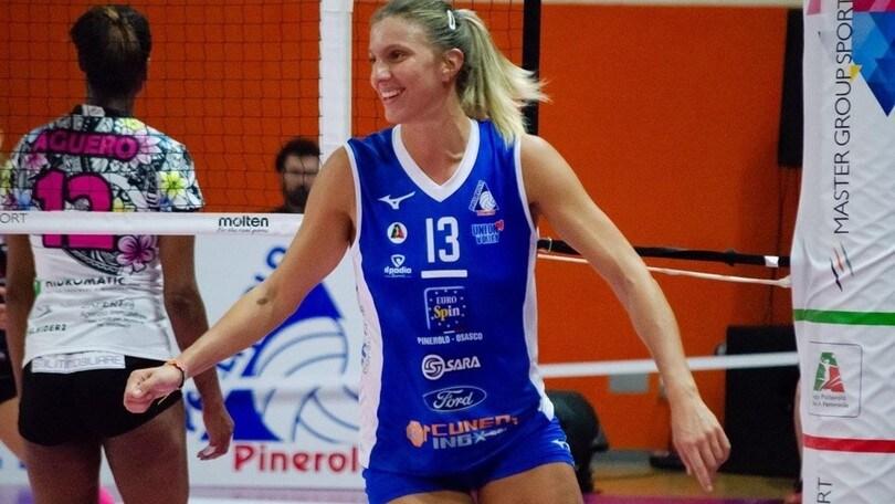 Valentina Zago ancora nel roster di Pinerolo