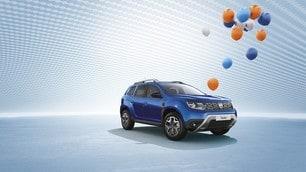 Dacia, Serie Speciale per il 15° anniversario: le immagini