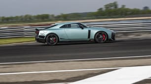 Nissan GT-R 50 by Italdesign: le immagini