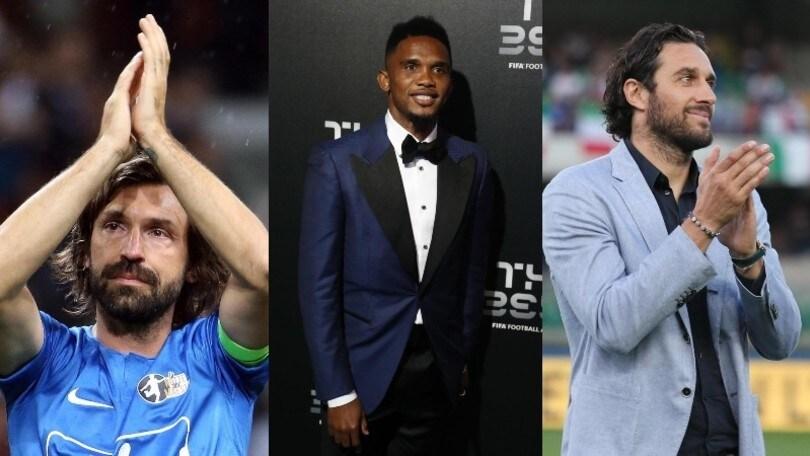 Coronavirus, 21 campioni del calcio italiano cantano per beneficenza