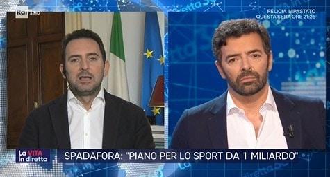 """Spadafora: """"Sono ottimista per la ripresa della Serie A"""""""
