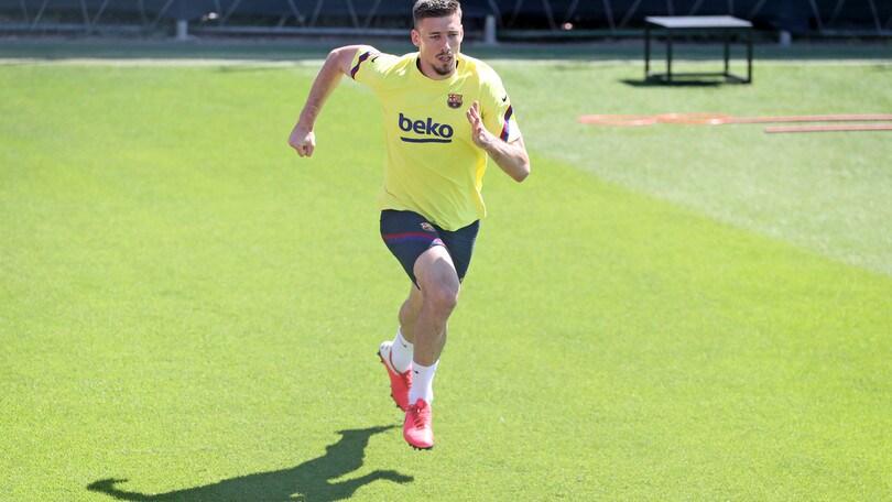 "Barcellona, Lenglet teme Mertens: ""Sotto porta è letale"""