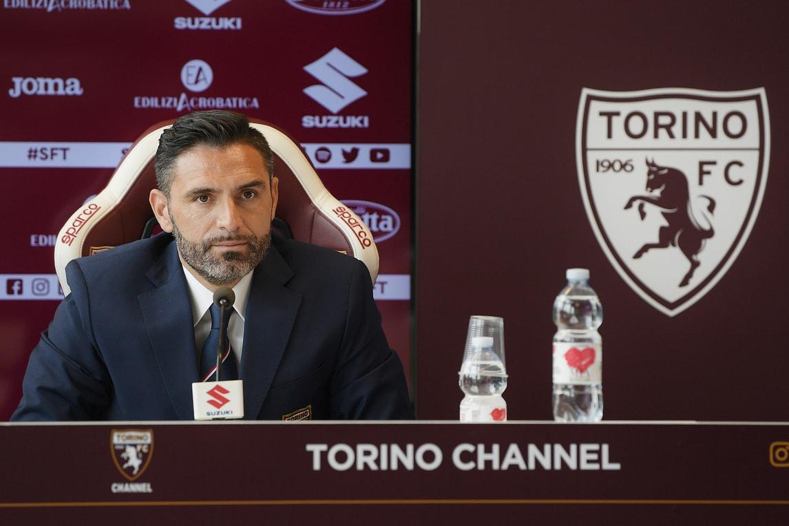 Il Torino presenta il nuovo ds Vagnati
